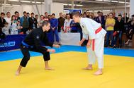 Команда ТУСУРа – победитель международных соревнований побоевому дзю-дзютцу