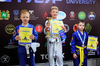 XIОткрытый международный Кубок ректора ТУСУРа побоевому дзю-дзютцу