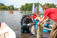 Дайверы ТУСУРа организуют проект «Экологический подводный десант»