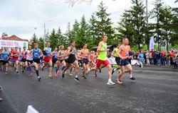 Быстрее иярче: ТУСУР получил награду иблагодарность заучастие впервом томском марафоне
