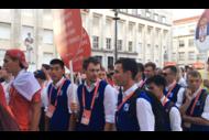 Гребцы ТУСУРа впервые представили Россию наЕвропейских студенческих играх