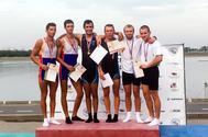Гребцы-академисты ТУСУРа – золотые медалисты первенства России