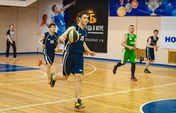 Сборная ТУСУРа побаскетболу борется зачемпионство вдивизионе АСБ
