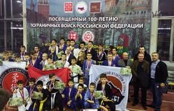 Школа борьбы ТУСУРа вернулась спобедой побоевому дзю-дзюцу