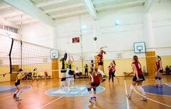 Первые лидеры: спортивные хроники межфакультетской спартакиады сотрудников ТУСУРа