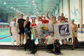Спортивно-технический клуб аквалангистов «Наяда» ТУСУРа проводит новый набор