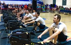 Гребцы ТУСУРа входят в топ-10 команд в зимних заездах по гребле-индор