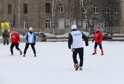 Команда ТУСУРа – победитель чемпионата региональных соревнований по зимнему футболу