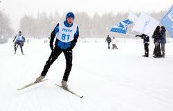 Более ста студентов и сотрудников ТУСУРа приняли участие в лыжном празднике