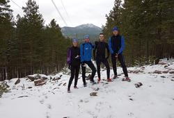 Сборная команда ТУСУРа по спортивному ориентированию выступила на международных соревнованиях в республике Казахстан