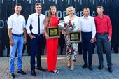 Губернатор вручил награды сотрудникам ТУСУРа – лауреатам конкурса «Спортивная элита»