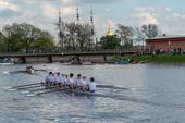 Лучшие на воде: как прошёл сезон команды ТУСУРа по академической гребле