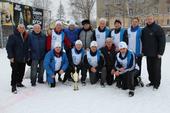 Команда ТУСУРа победила в Турнире памяти ветеранов футбола
