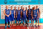 Баскетболисты ТУСУРа заняли пятое место на первенстве России среди ветеранов