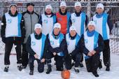Команда ТУСУРа по зимнему футболу – лидер региональных соревнований