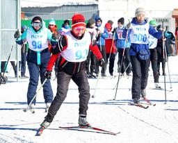 Лыжный праздник – 2021