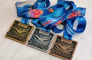 Ветеран ТУСУРа завоевал 4 медали на чемпионате России по плаванию в категории «Мастерс»