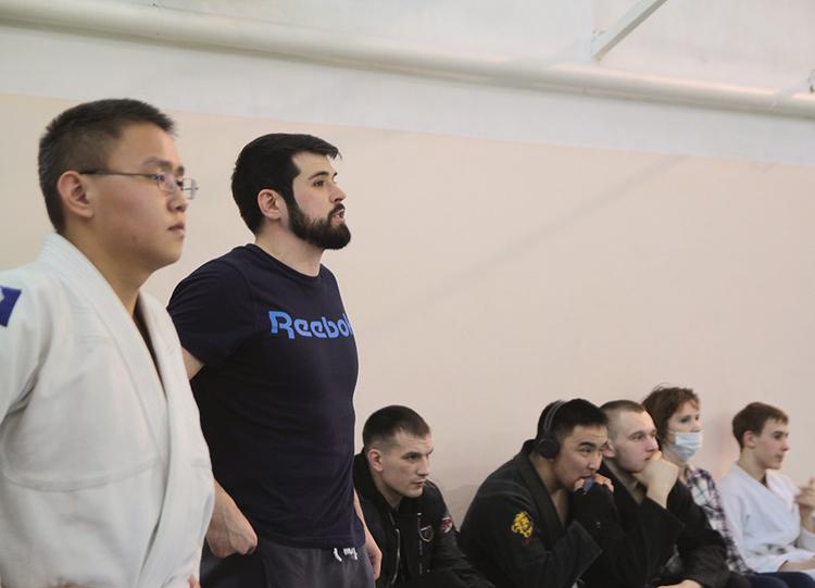 Кубок ректора ТУСУРа по боевому дзю-дзютцу – 2021