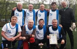 Команда ТУСУРа – бронзовый призёр городского турнира пофутболу