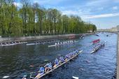 Гребцы ТУСУРа стали пятыми на дистанции 5 километров в Санкт-Петербурге