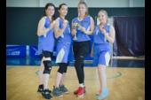 Женская сборная ТУСУРа побаскетболу победила в первенстве Томской области