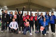 Студенческие сборные ТУСУРа по гребле заняли призовые места на соревнованиях в Сестрорецке