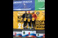 Команда ТУСУРа заняла призовые места на всероссийском дне бега «Кросс нации — 2021»