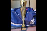 Команда ветеранов ТУСУРа — бронзовый медалист первенства Томска по футболу