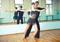 Танцевально-спортивный клуб «Экситон»