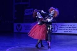 Чемпионат России среди профессионалов по европейскому секвею
