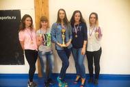 Сборная ТУСУРа побаскетболу завоевала первое место