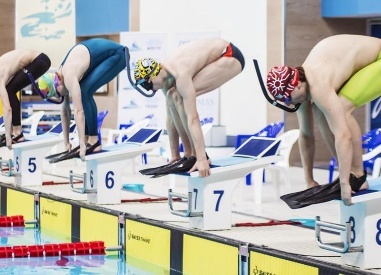 Чемпионат поподводному спорту