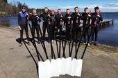 Мужская сборная ТУСУРа поборется запобеду всоревнованиях Студенческой гребной лиги
