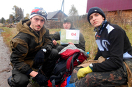 Команда ТУСУРа – победитель чемпионата поспортивному туризму