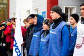 Студенты ТУСУРа показали слаженную работу насоревнованиях попожарно-прикладному спорту