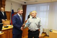 «Наяда» ТУСУРа получила медаль Всемирной конфедерации подводной деятельности (CMAS)